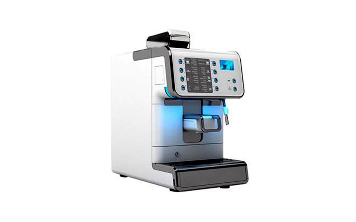 automatic cappuccino machine